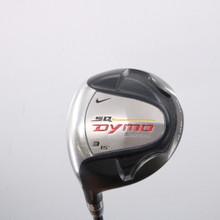 Nike SQ DYMO Fairway 3 Wood 15 Degree Axivcore Stiff Flex Left-Handed 63891G
