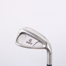 TaylorMade 360 Individual 9 Iron Steel Shaft R-80 Regular Right-Handed 64029D