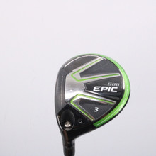 Callaway GBB EPIC 3 Fairway Wood 15 Degrees Kuro Kage Senior LH 63906G