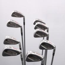 Wilson Ultra SR Iron Set 3-P,F Graphite Shaft Senior Flex Right-Handed 64146A