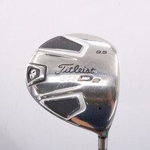 Titleist 909D2 Driver 9.5 Degrees Motore F1 Stiff Flex Right-Handed 64157A