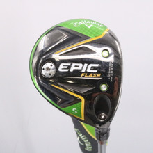 2019 Callaway EPIC Flash 5 Wood 18 Deg Even Flow Graphite Senior Flex 63949G