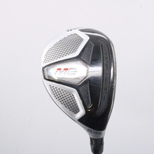 2019 TaylorMade M6 Rescue 5 Hybrid 25 Degrees Graphite Tuned Ladies Flex 64170A