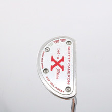 Titleist Scotty Cameron Red X Putter 35 Inches Steel Right-Handed 64460A