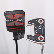 Titleist Scotty Cameron Futura X7 Putter 33 Inches Headcover Right-Handed 64467A