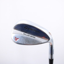 TaylorMade Milled Grind Satin Chrome Wedge 58 Degrees SB 11 Dynamic Gold 64381D