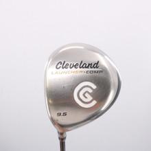 Cleveland Launcher Comp 460 Driver 9.5 Deg Graphite Shaft Stiff Flex LH 64588G