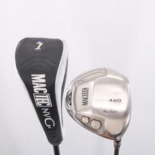 MacGregor MacTec NVG2 460 Draw Driver 9.5 Deg Quadra Action Regular Flex 64595G