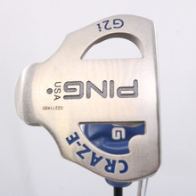 Ping G2i Craz-E Putter Black Dot 33 Inches Steel Right-Handed 64628G