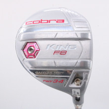 2018 Cobra King F8 3-4 Fairway Wood 17-20 Deg Aldila NV Ladies Flex 64635G