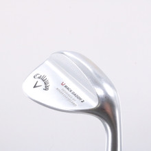 Callaway Mack Daddy 2 S-Grind Chrome Wedge 52 Degrees 52.12S Steel 64780D