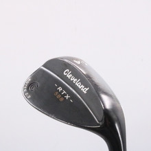 Cleveland 588 RTX 2.0 Black Satin Wedge 54 Degrees 54.12 True Temper 64791D