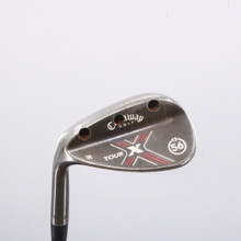 Callaway X-Tour Vintage Forged Wedge 56 Degrees 56.13 Stiff Left-Handed 64803D