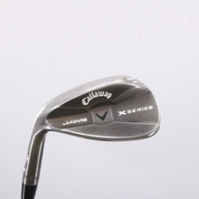 Callaway X Series Jaws CC Slate Wedge 60 Degrees 60.08 Steel Left-Handed 64200W