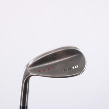 Cleveland CG10 Black Pearl Wedge 60 Degrees Steel Left-Handed 64204W