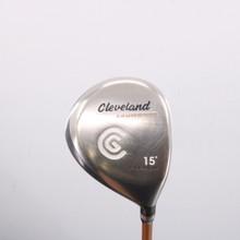 Cleveland Launcher 3 Fairway Wood 15 Deg Graphite Gold Stiff 64891D