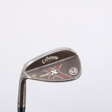 Callaway X Tour Vintage Wedge 52 Degrees 52.11 Steel Regular Left-Handed 64209W