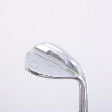 Mizuno S18 White Satin Wedge 56 Degrees 56.14 Dynamic Gold Steel 64899D