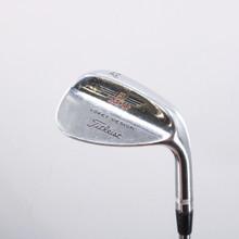 Titleist 200 Series Chrome Vokey Design 52 Deg 252.08 Steel Stiff Flex 64216W
