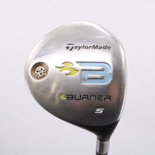 TaylorMade Burner High Launch 5 Fairway Wood 18 Deg REAX 49 Ladies Flex 65205D