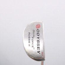 Odyssey Dual Force Rossie II Putter 34 Inches Steel Right-Handed 65146A