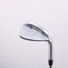 Mizuno S18 White Satin Wedge 50 Degrees 50.07 Dynamic Gold Steel 65249D