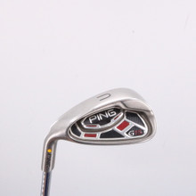 Ping G15 U Gap Wedge Yellow Dot AWT Steel Shaft Regular Flex Left-Handed 65551D