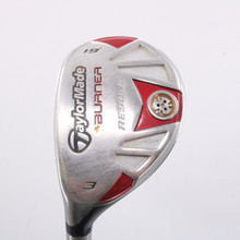 TaylorMade Burner 3 Rescue 19 Deg REAX Superfast Regular Flex Left-Handed 65362G