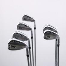 PXG 0311 P GEN2 Chrome Forged Iron Set 4-W Steel KBS Tour Stiff Flex 65468A