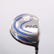PING G5 460cc Offset Driver 12 Degrees TFC 100D Soft Regular Senior Flex 65494A