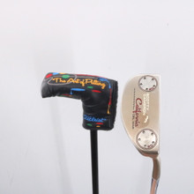 Titleist Scotty Cameron California Del Mar Putter 33 Inches Headcover 65811A