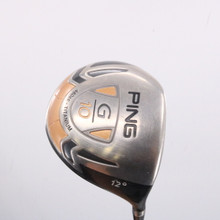 PING G10 Driver 12 Degrees Graphite TFC 129D Senior Flex Right-Handed 65820A