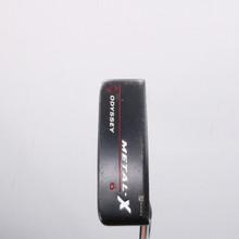 Odyssey Metal-X 6 Putter 34 Inches Steel Super Stroke Right-Handed 65763G