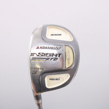 Adams A3 OS Insight XTD 3 Hybrid Fairway Wood Aldila Ladies Left-Handed 65938D