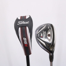Titleist 816 H1 Hybrid 23 Degrees Graphite Diamana S+ 70 Regular Flex 65993G