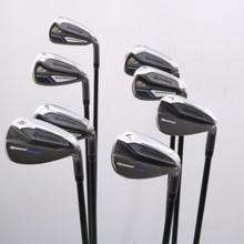 TaylorMade SpeedBlade Iron Set 6-P,A,S,L Graphite Velox T M Senior Flex 66133A