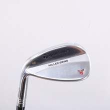TaylorMade Milled Grind Chrome Wedge 52 Deg HB 12 KBS X-Stiff Left-Handed 66106W