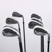 PXG Forged 0311XF Iron Set 6-W,G,S,L Fabulus 4.0 Ladies Flex Right-Handed 66187A