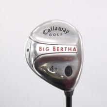 Callaway Big Bertha 4+ Fairway Wood Graphite Regular Flex Right-Handed 66072G