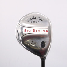 Callaway Big Bertha 4+ Fairway Wood Graphite Regular Flex Right-Handed 66072G