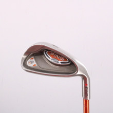 Ping G10 PW Pitching Wedge Red Dot TFC Graphite Stiff Flex Right-Handed 66280D