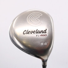 Cleveland Launcher Ti 460 Driver 9.5 Degrees Graphite Regular Flex 66083G