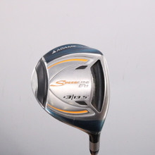 Adams Speedline F11 3+ Wood 13.5 Degrees UST Mamiya Axivcore X-Stiff Flex 66408G