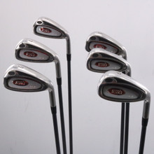 KZG OC II Iron Set 5-P Graphite Fujikura 270 HB R2 Senior Right-Handed 66499A