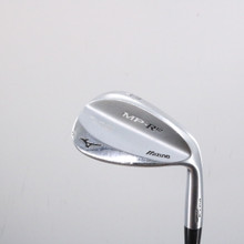 Mizuno MP R-12 White Satin Wedge 52 Degrees 52.07 Project X 4.5 Graphite 66341D