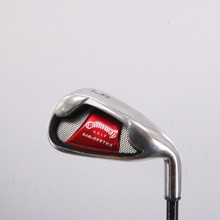 Callaway Big Bertha Individual 6 Iron Graphite A Senior Flex Right-Handed 66587D