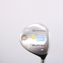 TaylorMade Burner High Launch 5 Fairway Wood 18 Deg REAX 49 Ladies Flex 66542A