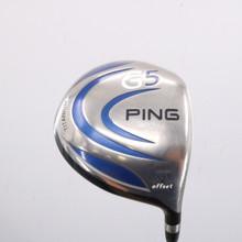 PING G5 460cc Offset Driver 12 Degrees TFC 100D Soft-Regular Senior Flex 66475G