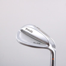 Ping Glide Gorge Wedge 58/TS Degrees Orange Dot X-Stiff Flex Right-Handed 66852W