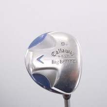 Callaway Big Bertha 9 Wood Aldila Graphite Ladies Flex Junior Length 66233A